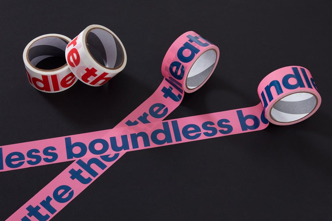 英国Boundless剧院集团cis企业形象设计