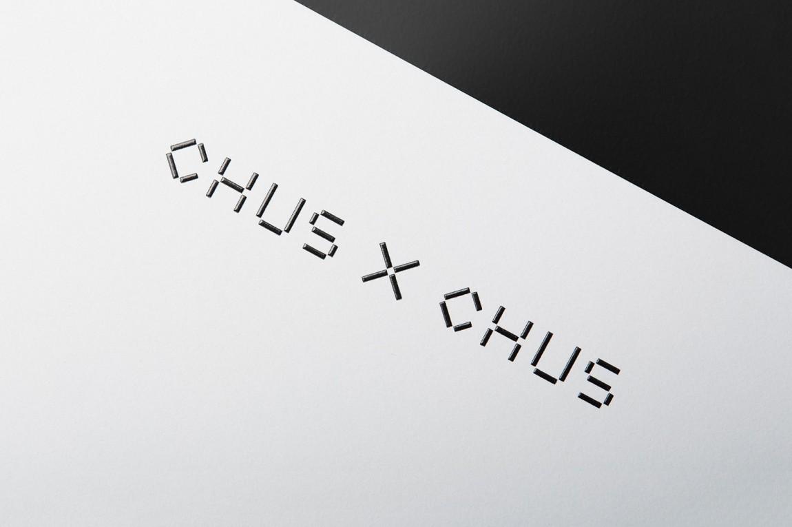 CHUS X CHUS珠宝vi形象设计, 文字logo设计