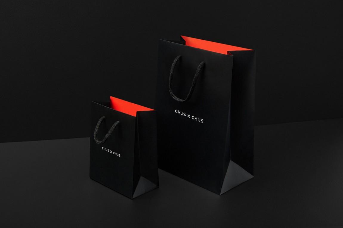 CHUS X CHUS珠宝vi形象设计, 市场推广设计