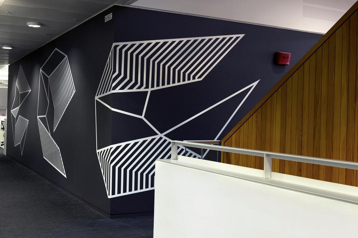 BBC Creative品牌形象策划,办公空间设计