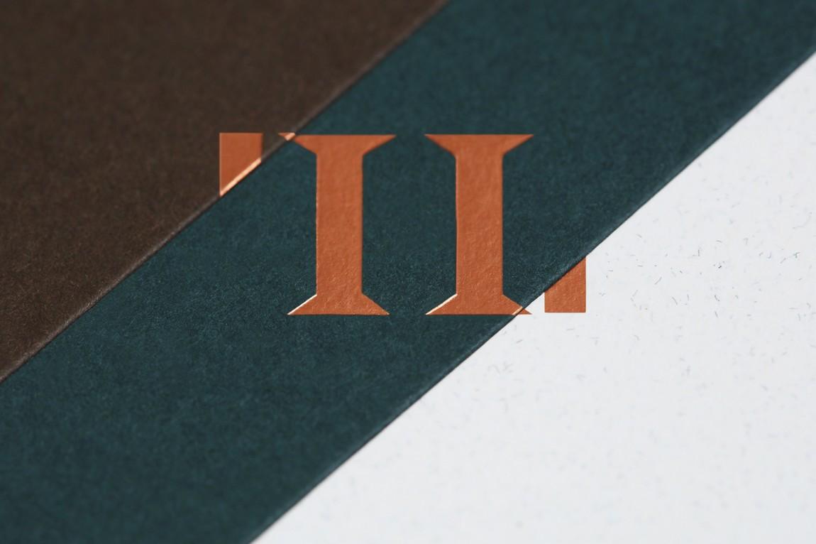 Tale London建筑空间效果图公司VI形象设计, logo设计
