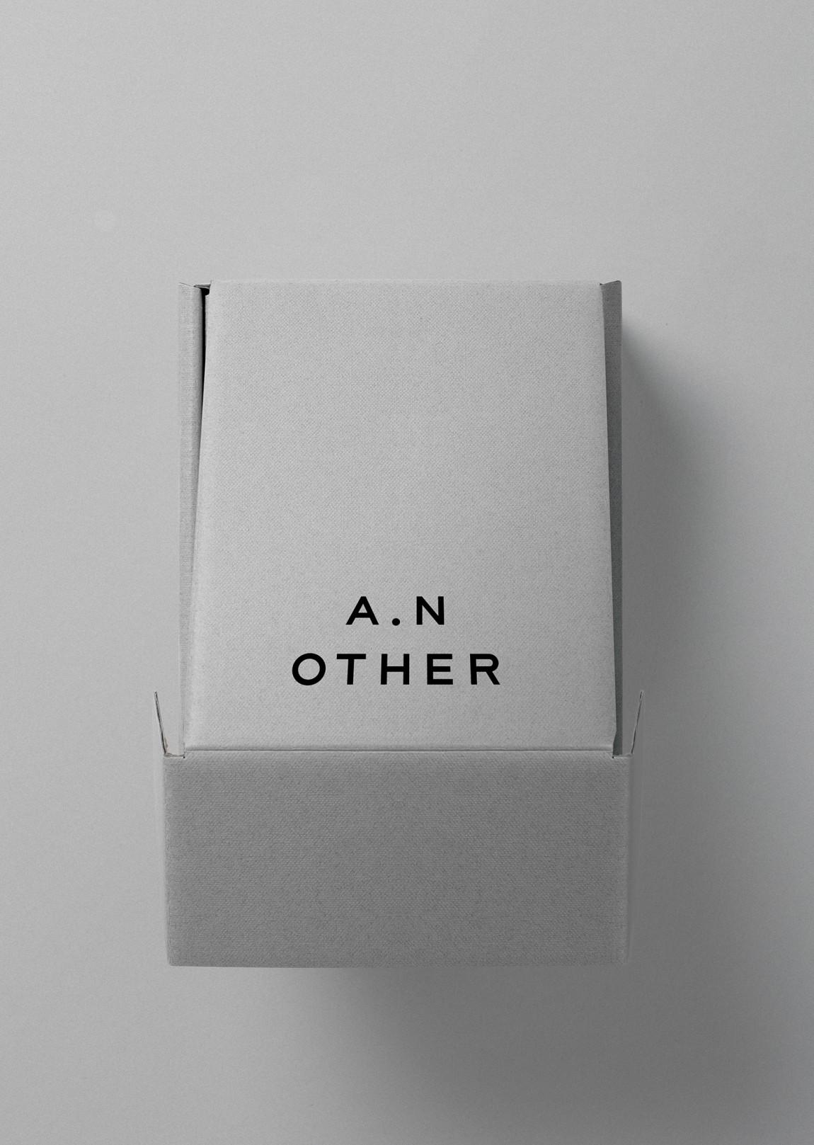 A.N Other品牌策划设计全案,外包装设计