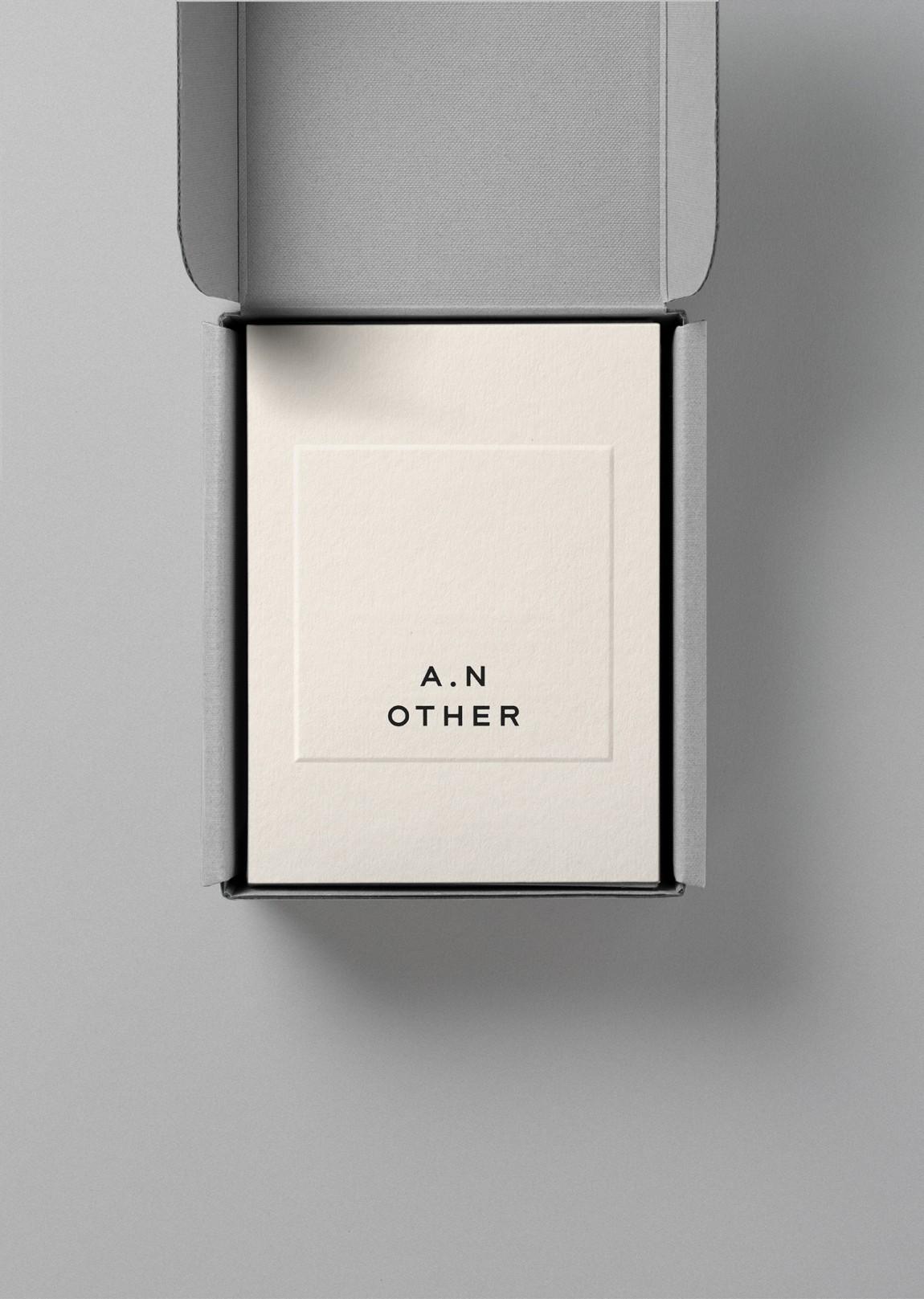 A.N Other品牌策划设计全案,,产品包装设计