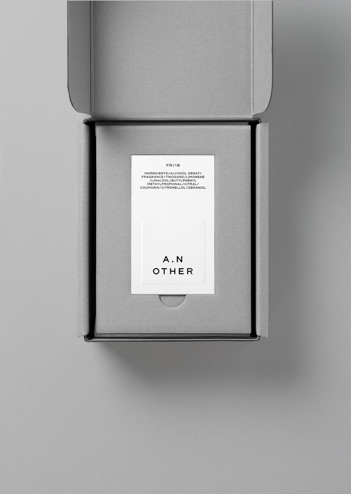 A.N Other品牌策划设计全案,精品手工盒设计