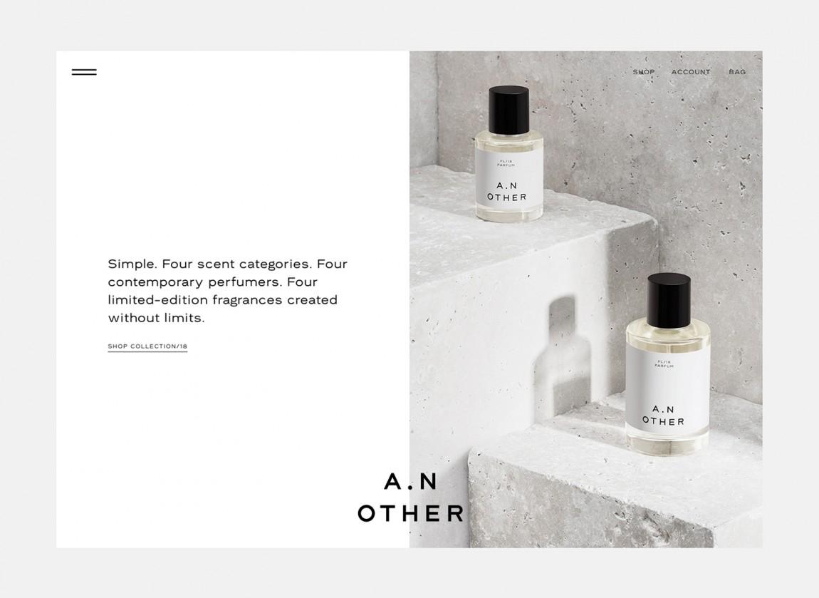 A.N Other品牌策划设计全案,香水标签设计