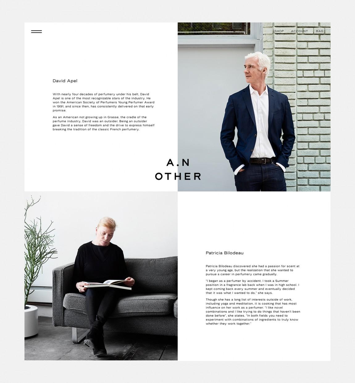 A.N Other品牌策划设计全案,企业画册设计