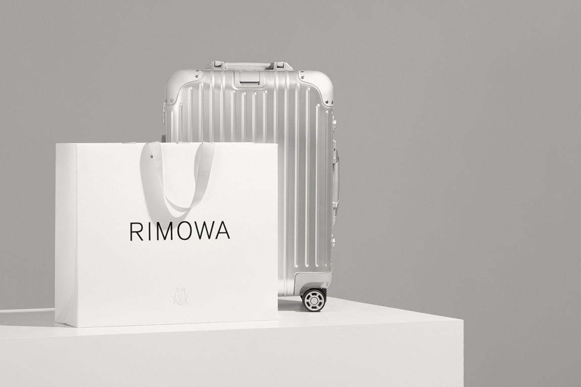Rimowa豪华箱包国际品牌VI设计, 产品设计