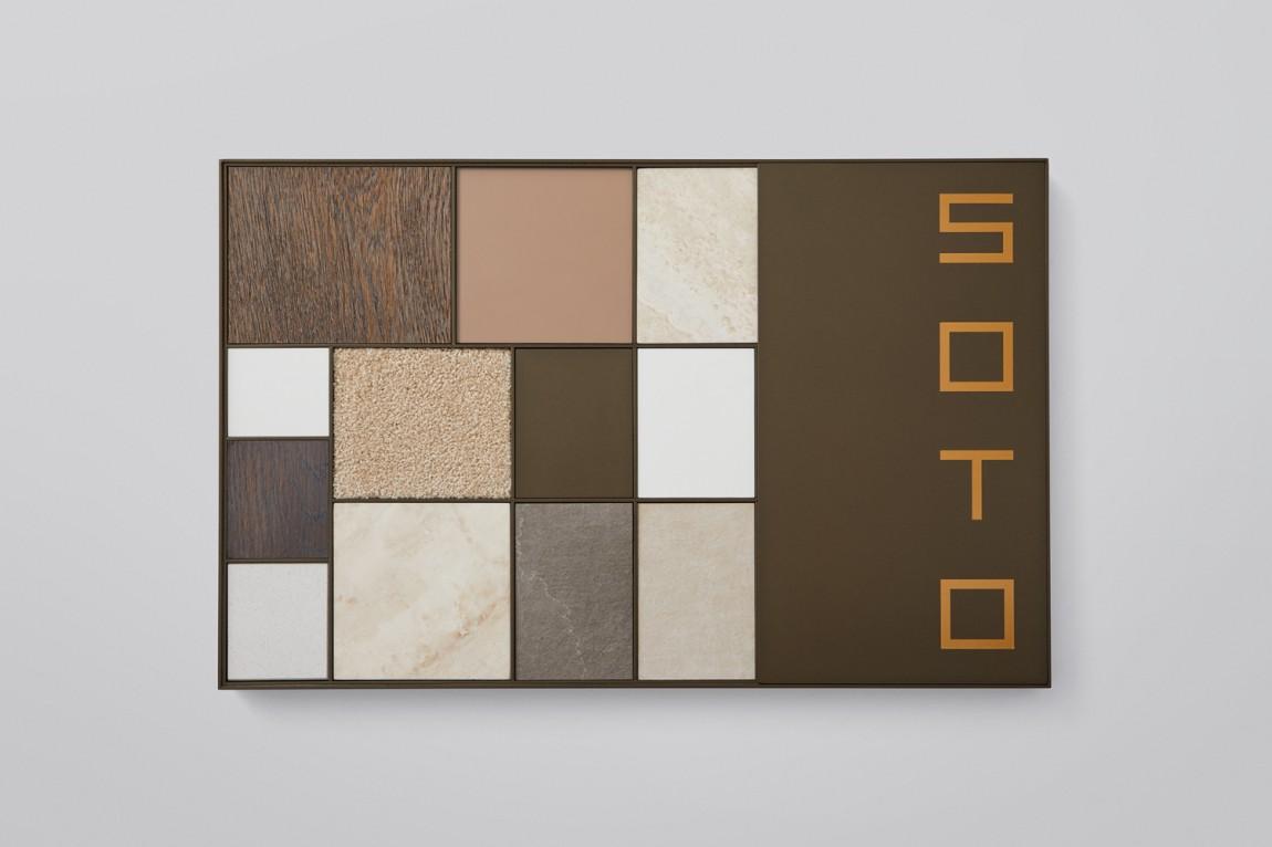 奥克兰Soto房地产vi设计,优雅禅意生活公寓