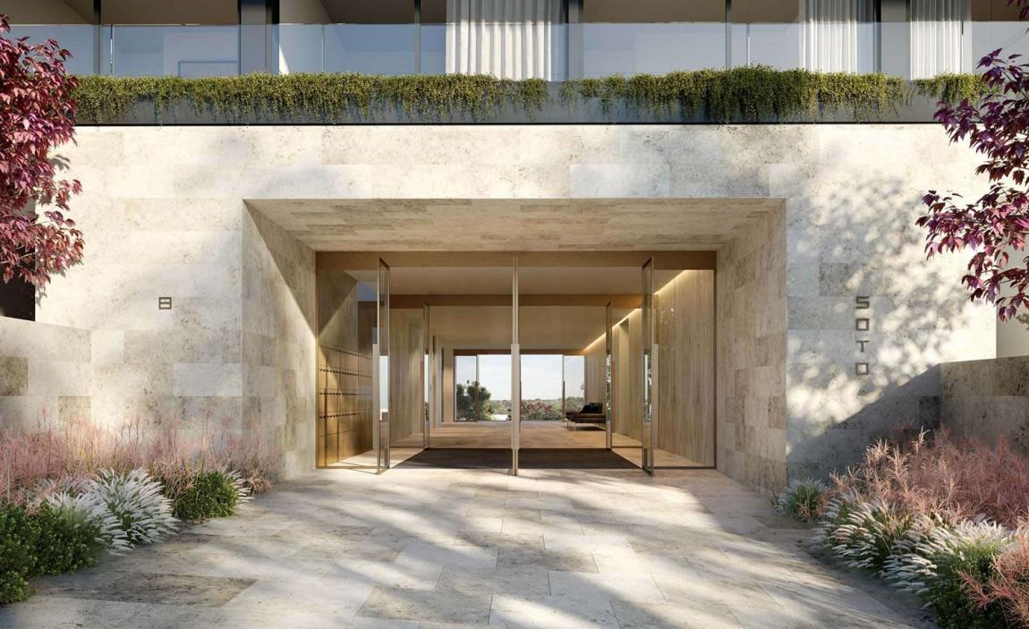 奥克兰Soto房地产vi设计,导视系统设计
