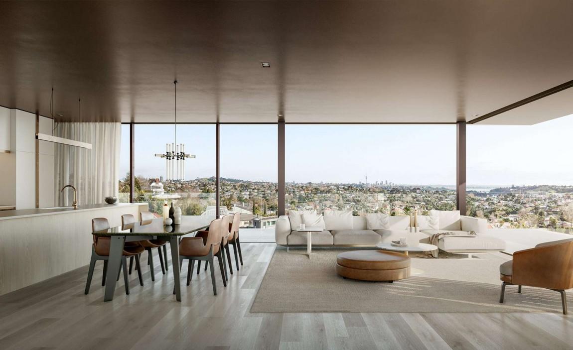 奥克兰Soto房地产vi设计,室内空间设计