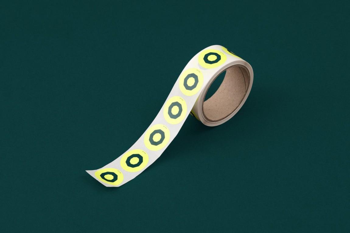 Holvi金融数字银行cis企业形象设计,宣传广告设计,胶带设计