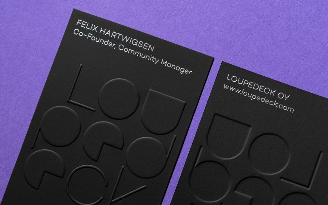 Loupedeck图形处理公司vis设计全案