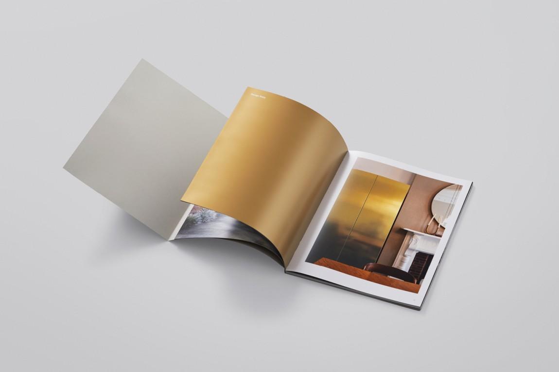 奥克兰Soto房地产vi设计,公司画册设计
