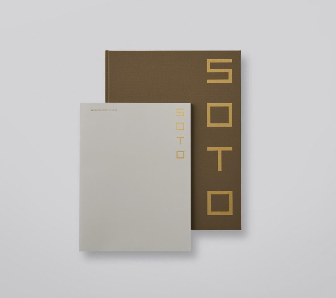 奥克兰Soto房地产vi设计,画册设计