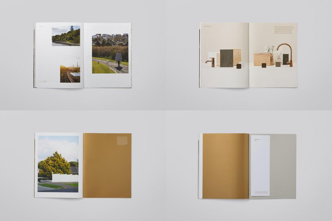 奥克兰Soto房地产vi设计,企业画册设计