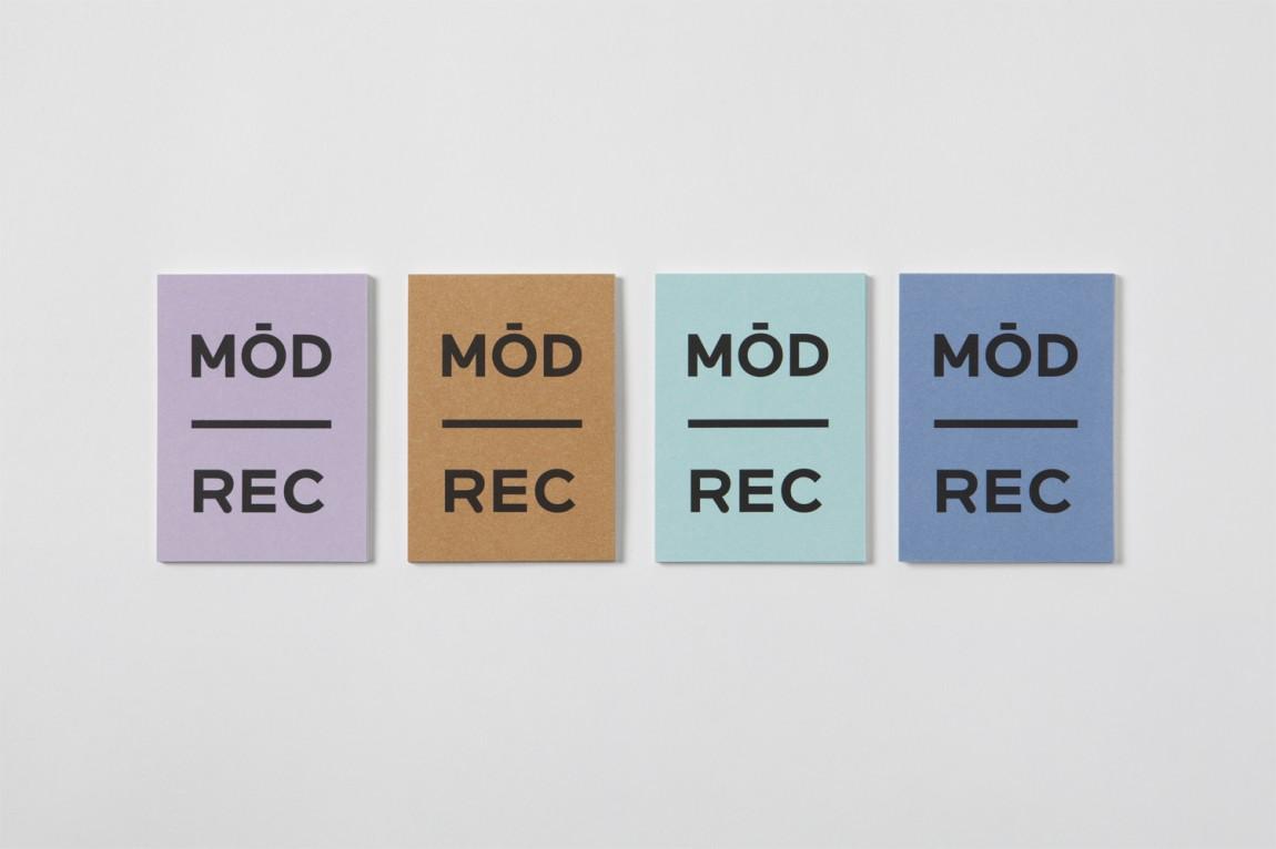 现代娱乐ModRec国际咖啡订阅服务品牌形象塑造设计,