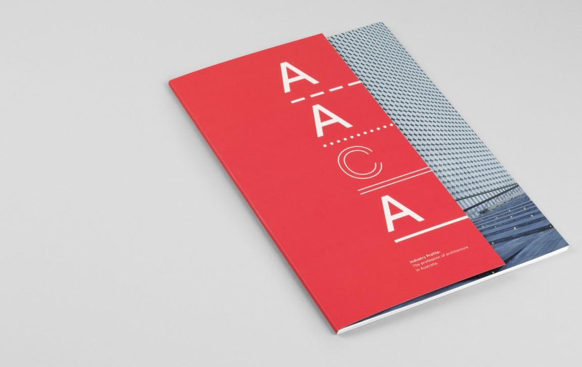 建筑师注册委员会(AACA)品牌形象策略策划与设计赏析,画册设计