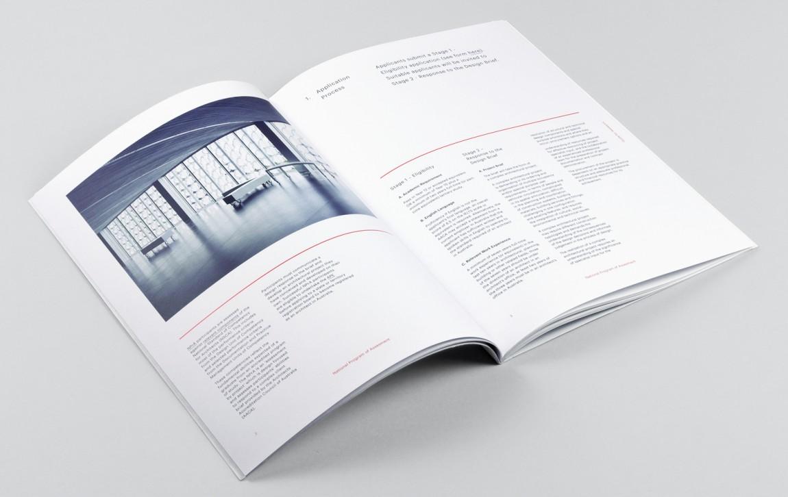 建筑师注册委员会(AACA)品牌形象策略策划与设计赏析,公司画册设计