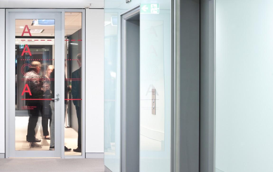 建筑师注册委员会(AACA)品牌形象策略策划与设计赏析