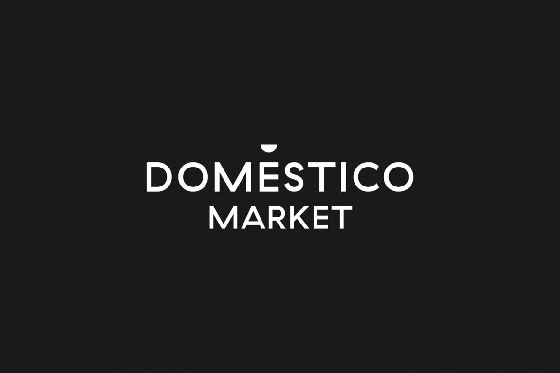 DomesticoShop在线零售家居领导品牌vi形象设计,商标设计