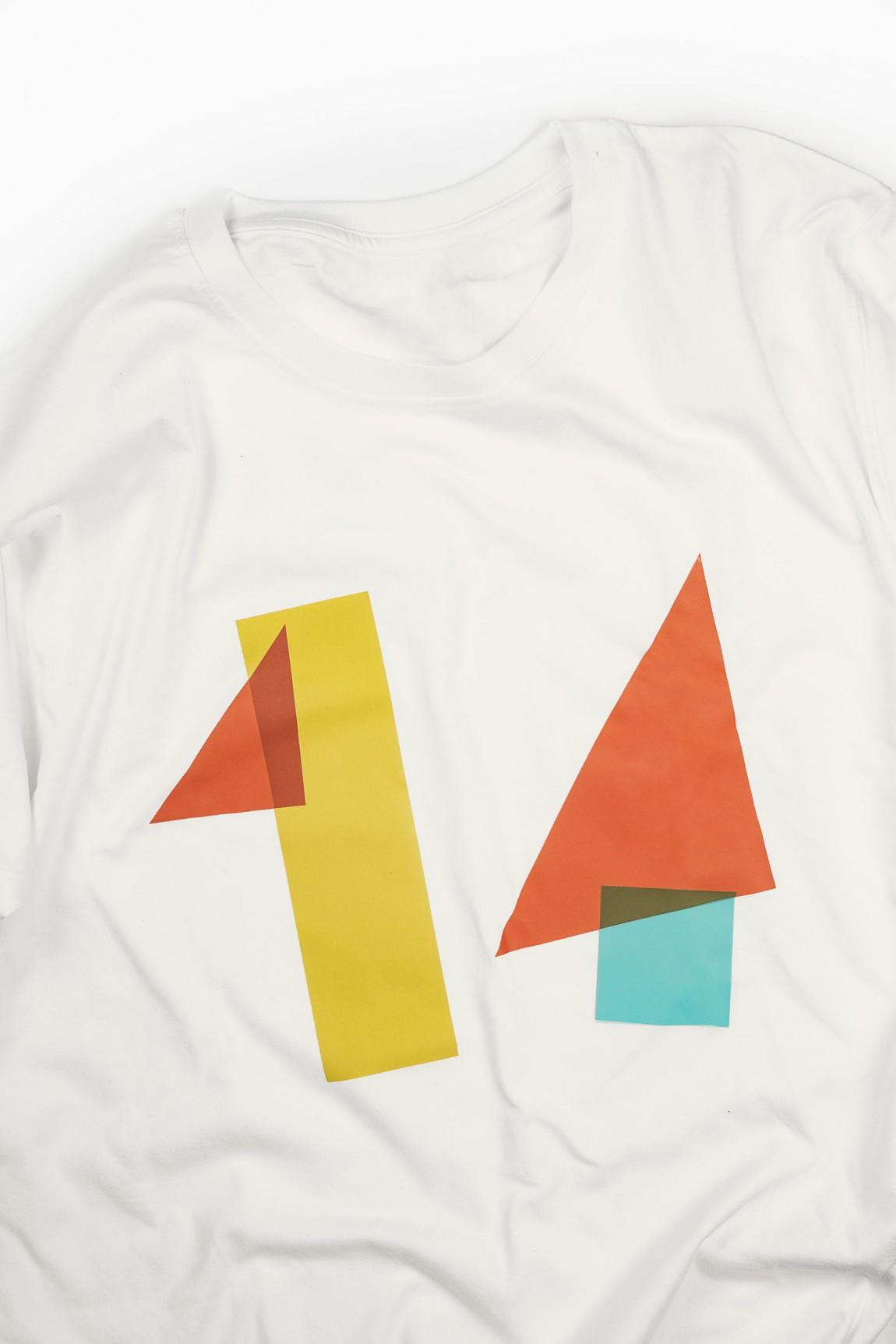 14 Islands数字开发公司企业品牌设计,T恤衫设计