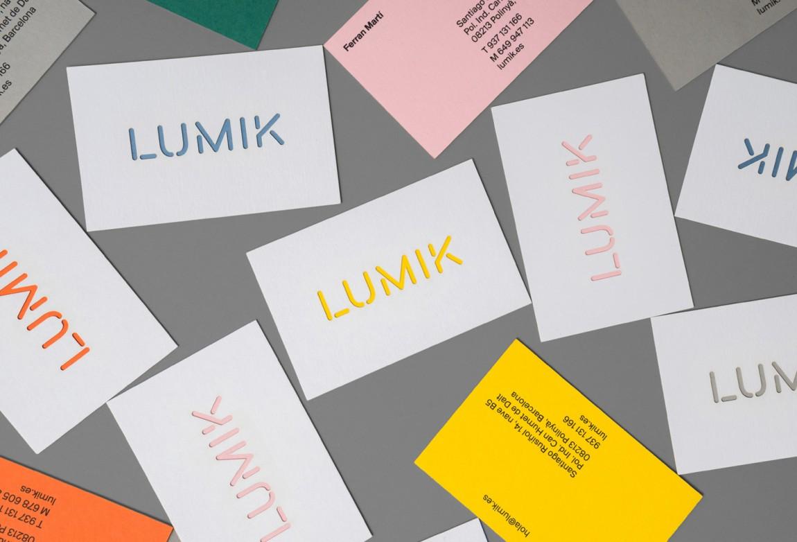 Lumik照明灯具公司品牌形象塑造