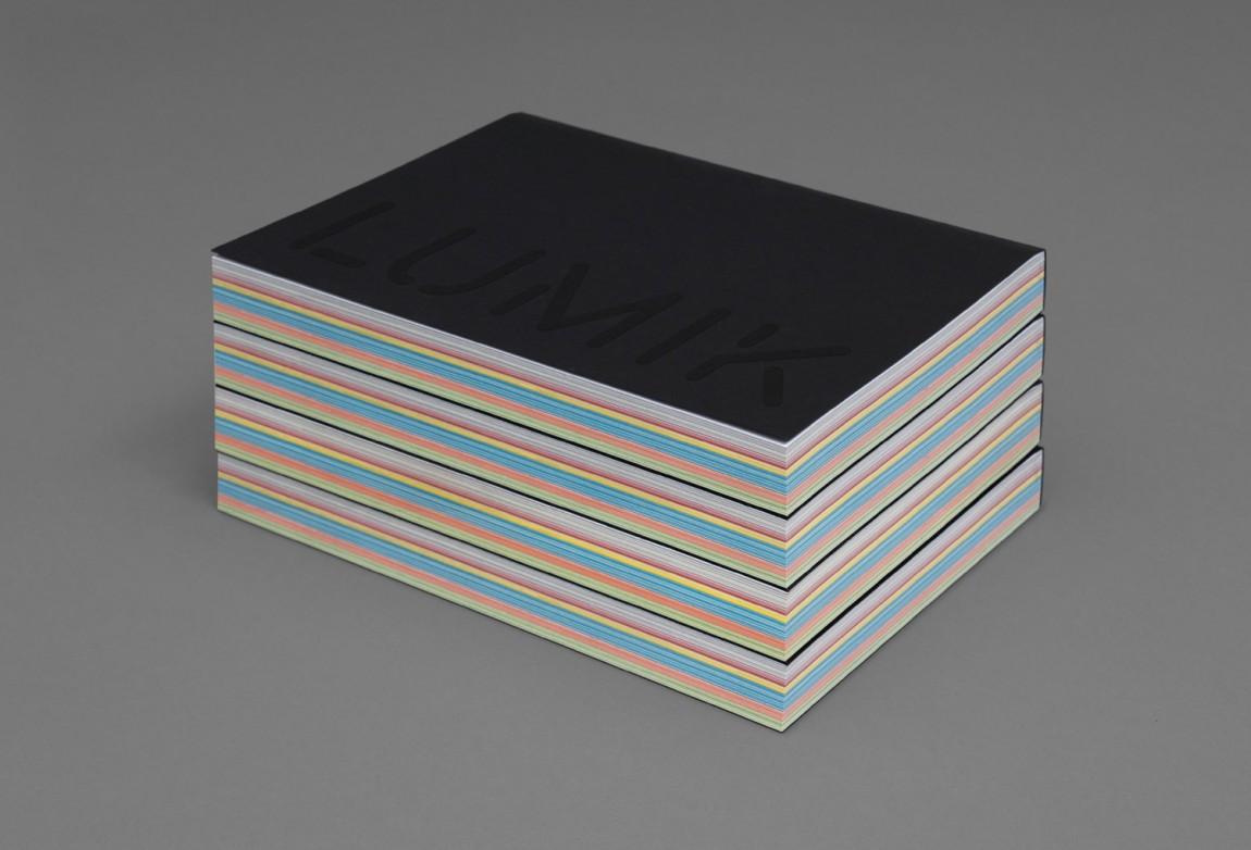 Lumik照明灯具公司品牌形象塑造,画册设计