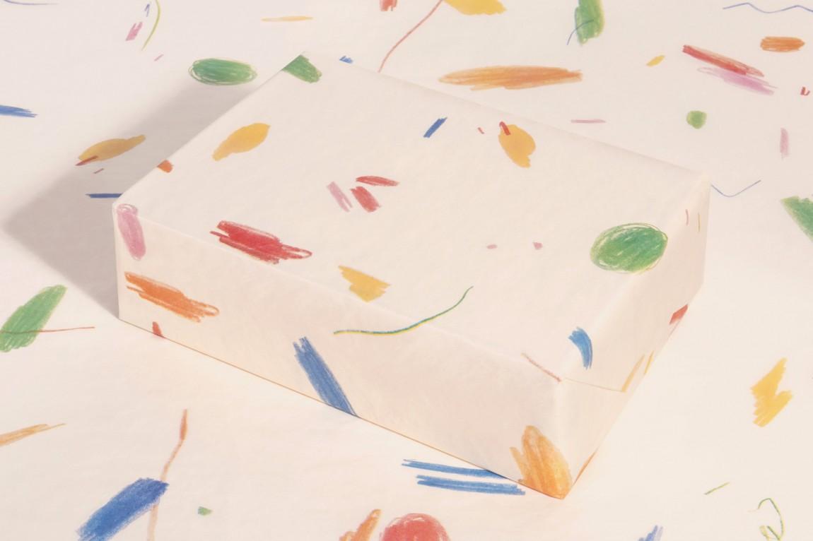 Maisonette儿童奢侈品牌在线零售商企业形象包装设计,包装设计