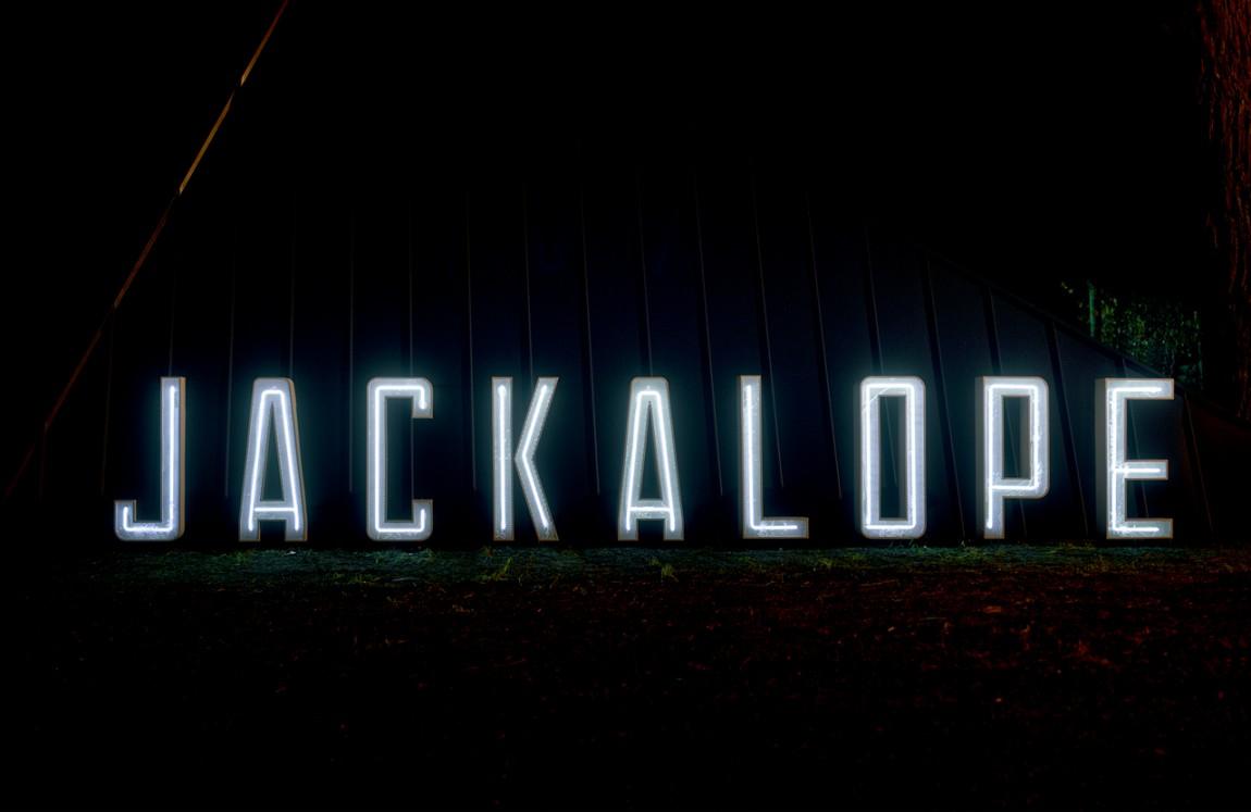 Jackalope Hotels豪华酒店VI火狐体育娱乐,品牌形象塑造,logo火狐体育娱乐
