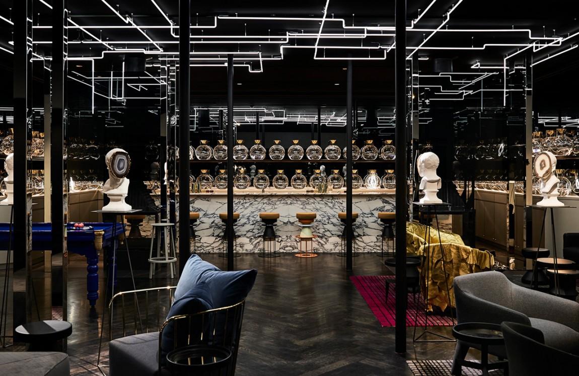 Jackalope Hotels豪华酒店VI火狐体育娱乐,品牌形象塑造,酒吧火狐体育娱乐