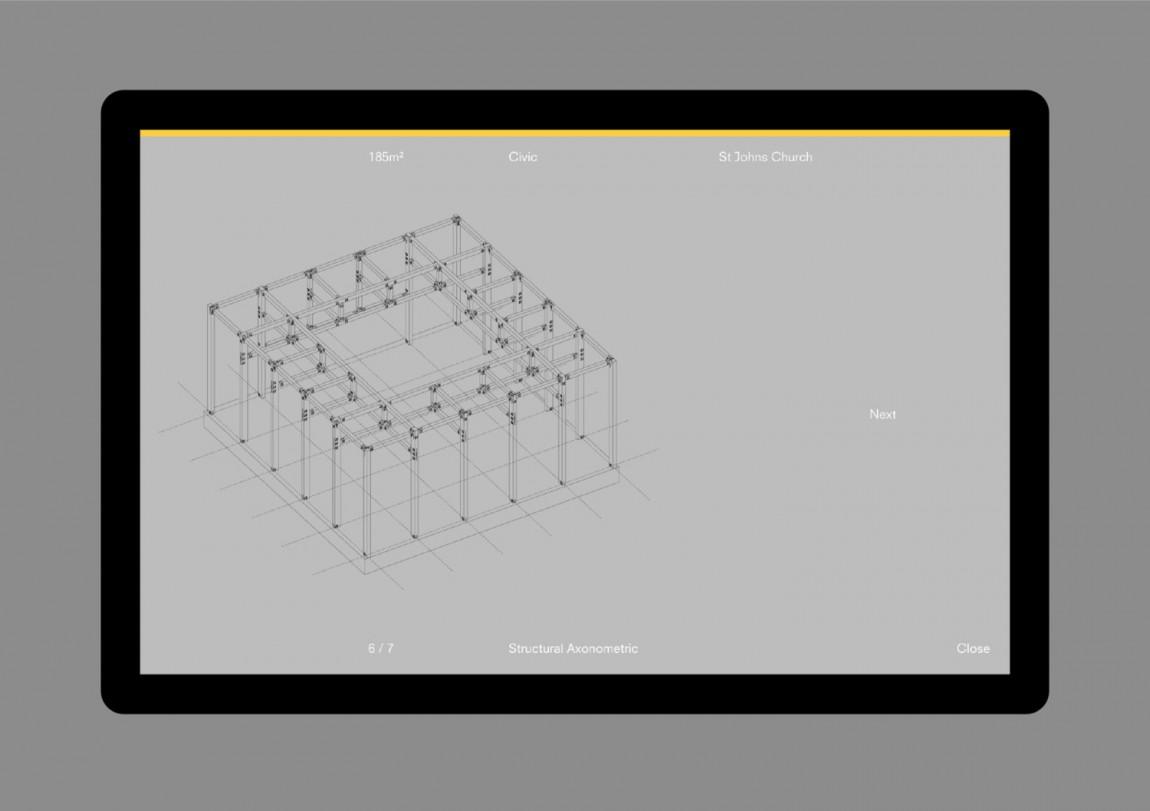 MOAA Architects建筑空间企业形象设计, 企业网站设计