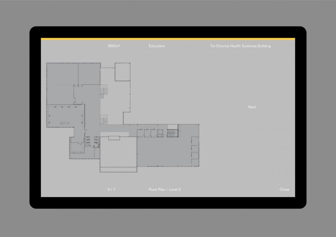 MOAA Architects建筑空间企业形象设计, 手机网站设计