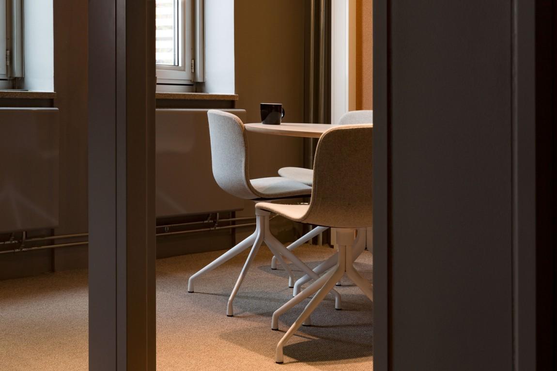 Helio联合办公空间企业形象设计,会议室设计