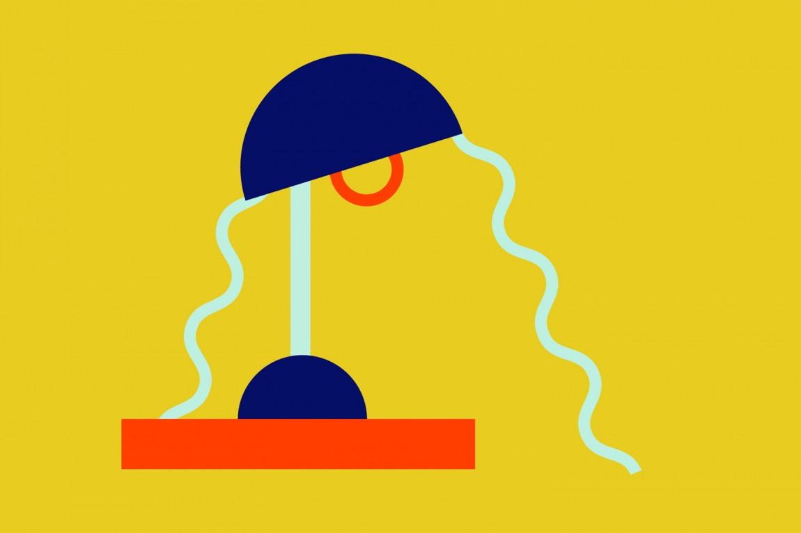 Helio联合办公空间企业形象设计,插图设计