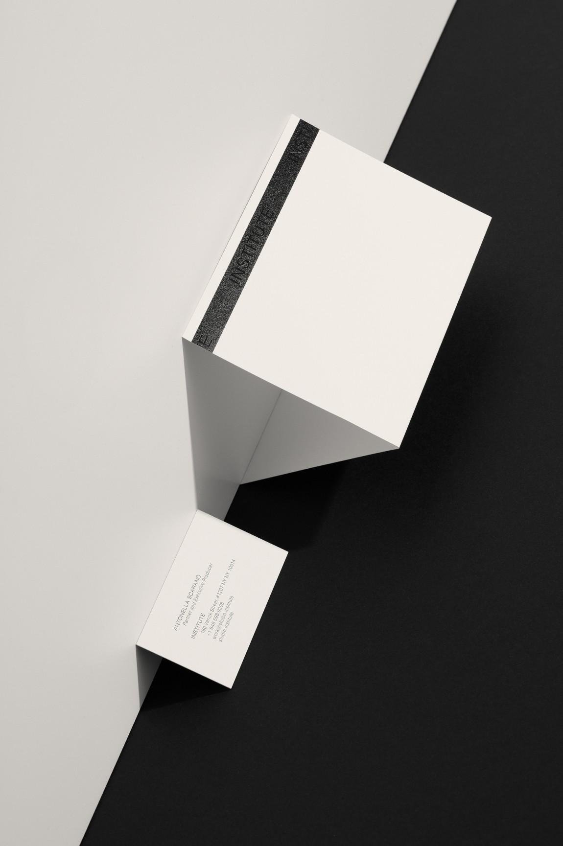 纽约Institute创意工作室视觉传达设计