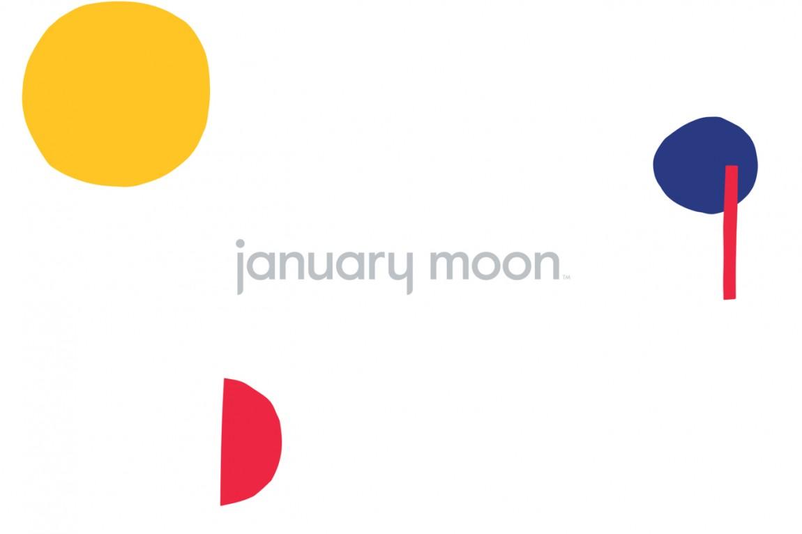 January Moon产品形象设计
