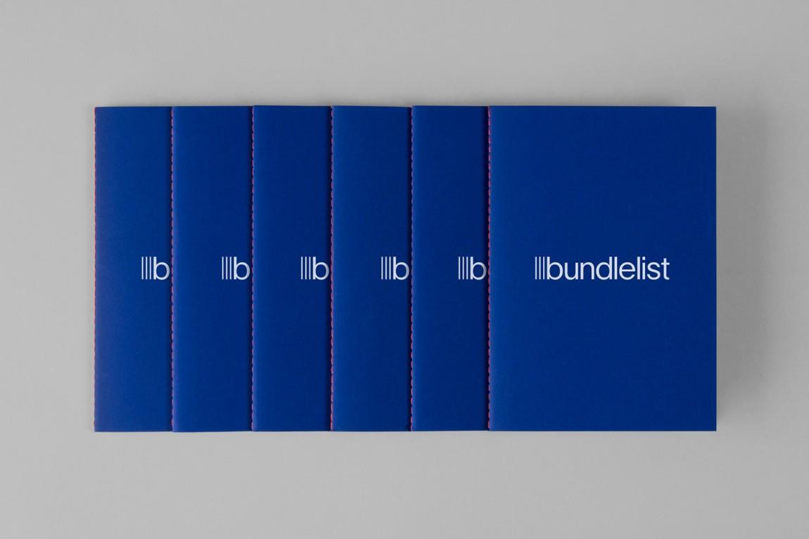 Bundlelist互联网公司vi形象设计