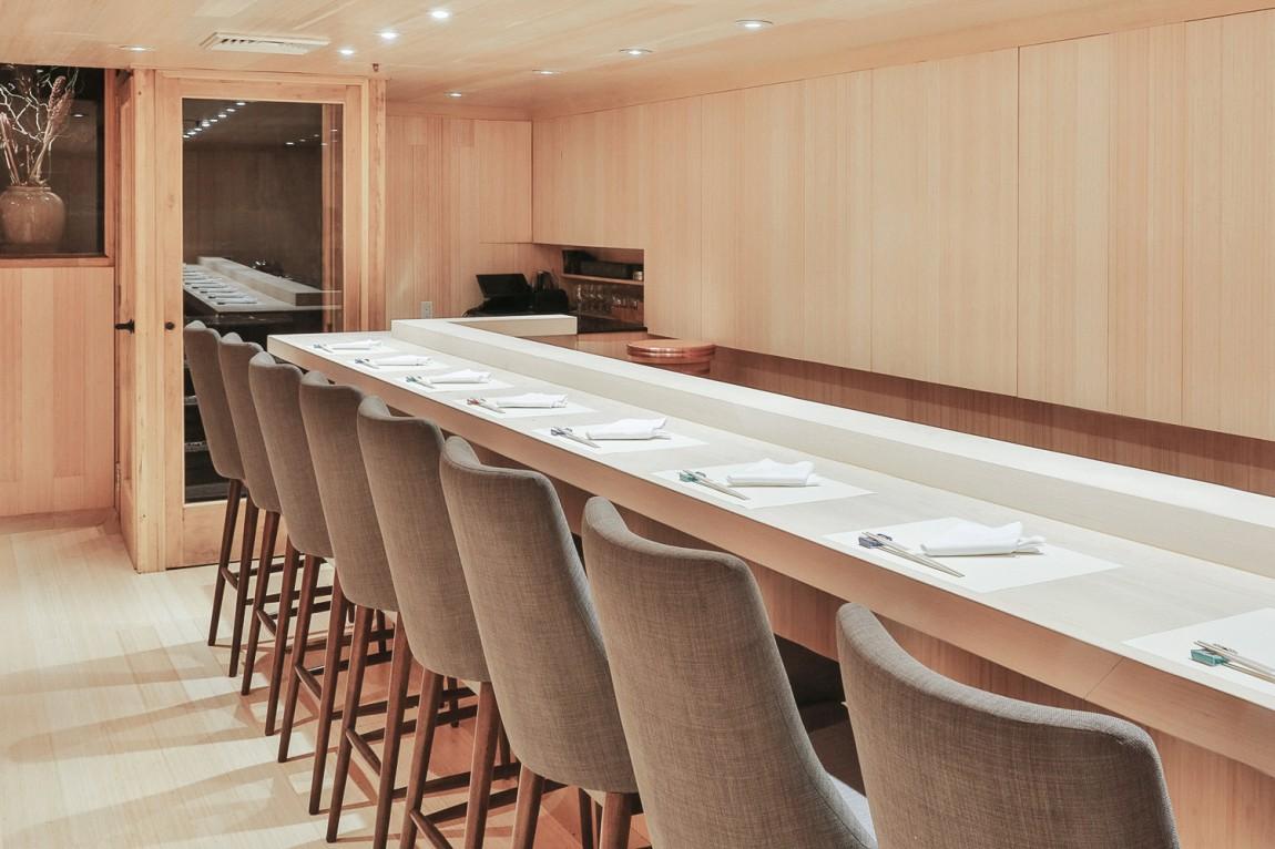Omakase餐饮VI设计,空间设计