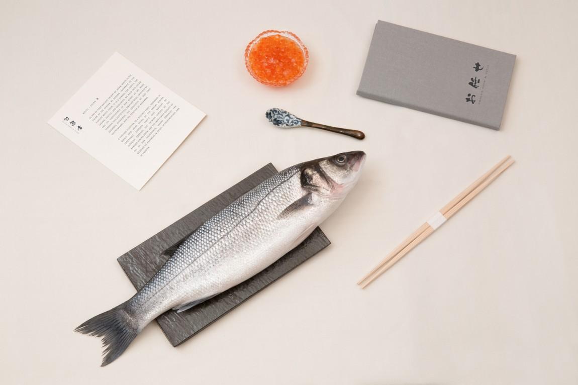 Omakase餐饮VI设计,品牌形象摄影
