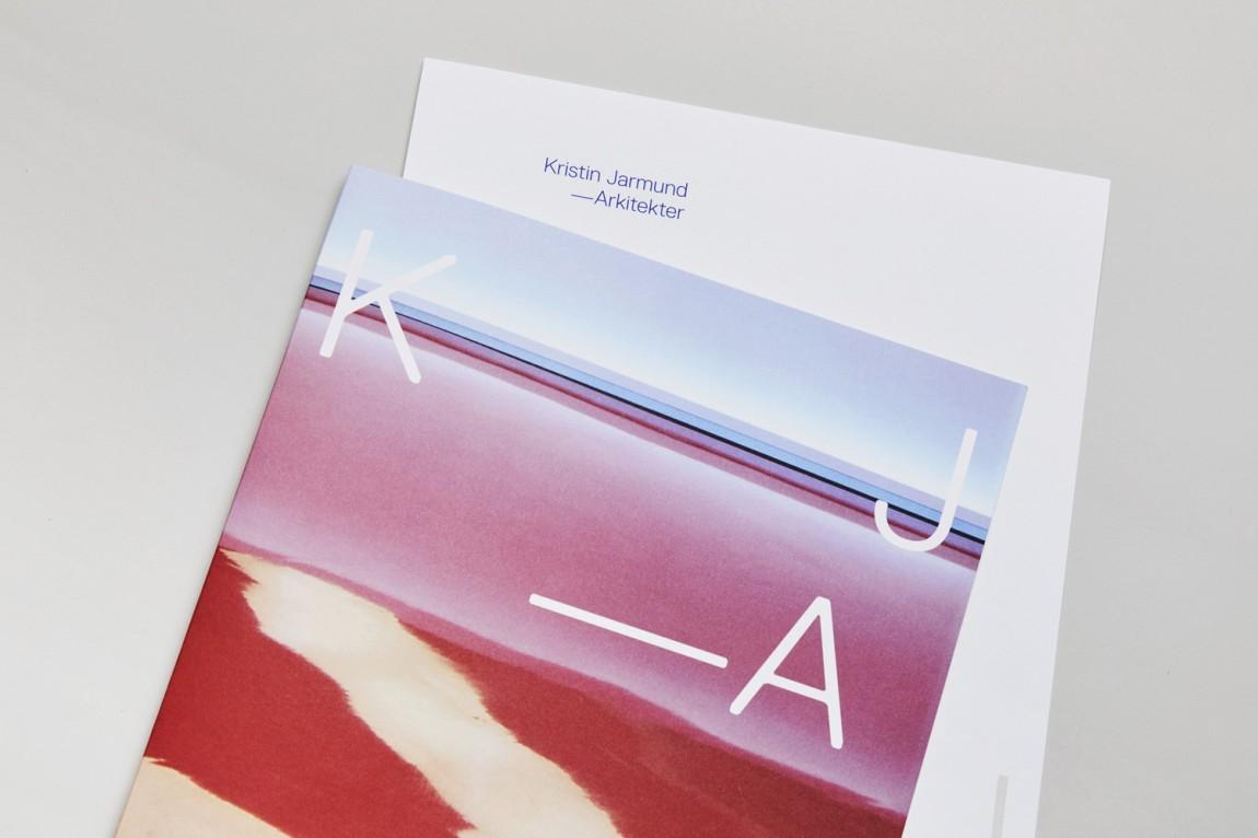 Kristin Jarmund公司vi设计,画册设计