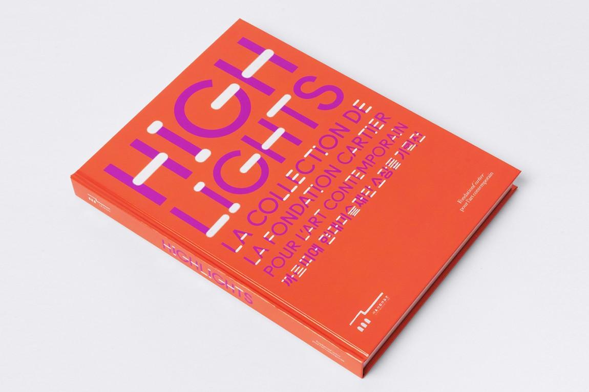 法国当代艺术博物馆作品展(Highlights)品牌创意整体形象设计