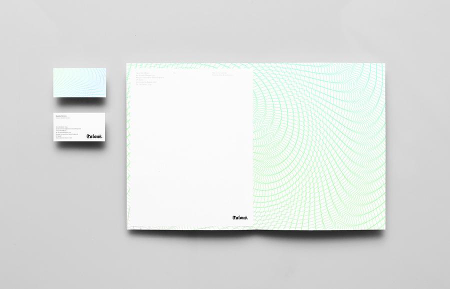 Talous金融投资银行公司vi设计,企业形象设计