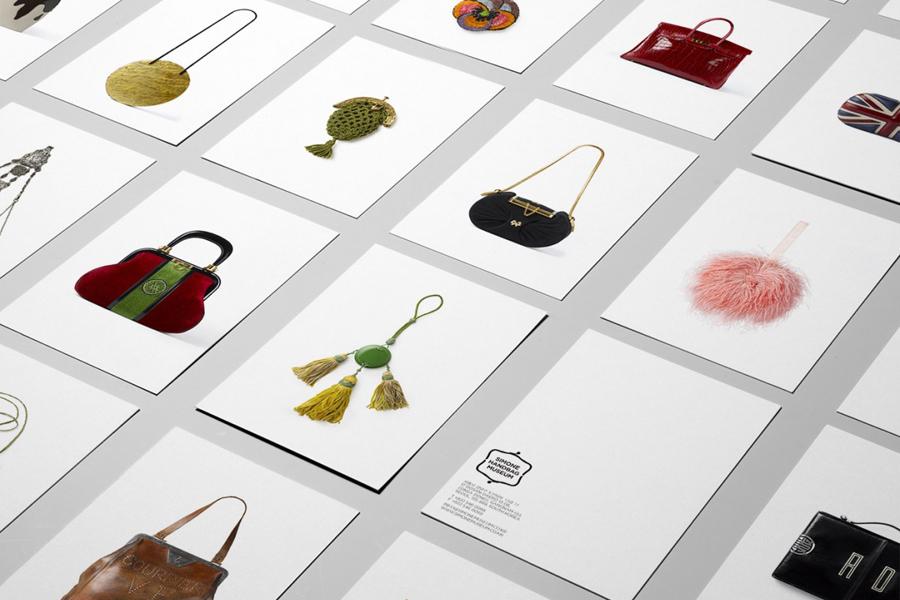 Simone手袋博物馆vi形象设计品牌塑造