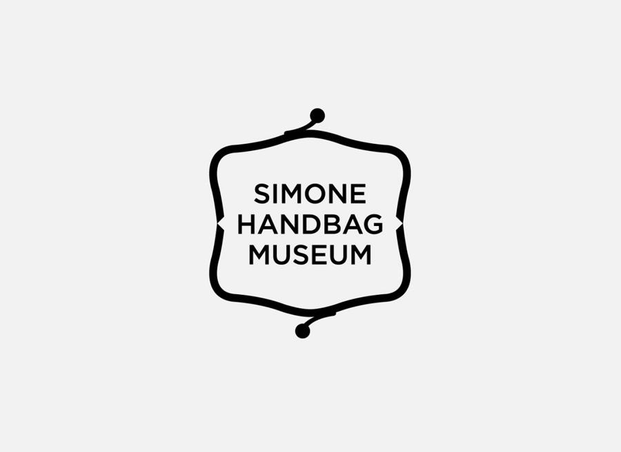 Simone手袋博物馆vi形象设计品牌塑造,logo设计