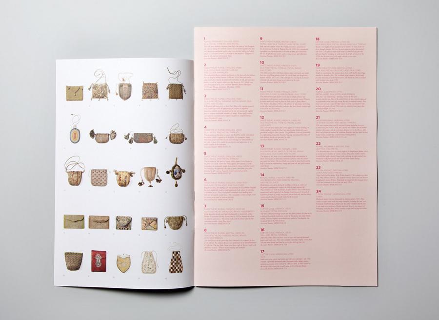 Simone手袋博物馆vi形象设计品牌塑造,宣传册设计