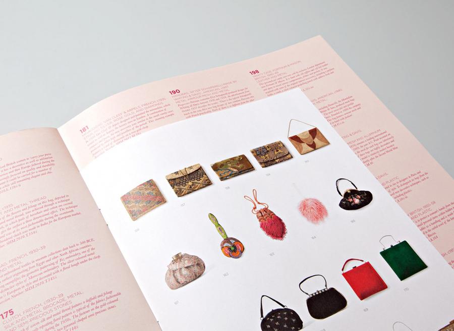 Simone手袋博物馆vi形象设计品牌塑造,vis设计
