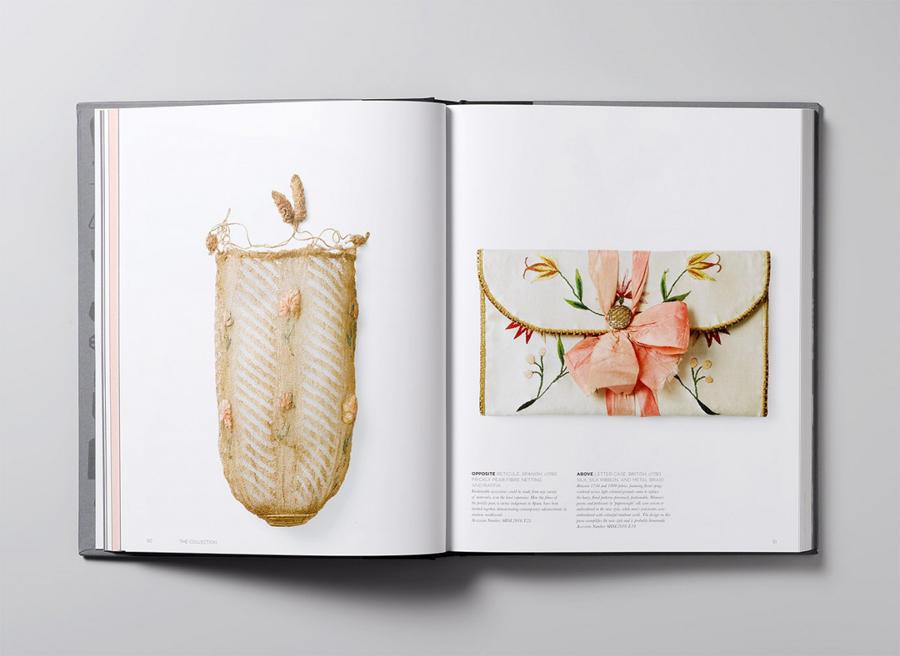 Simone手袋博物馆vi形象设计品牌塑造,高端画册设计