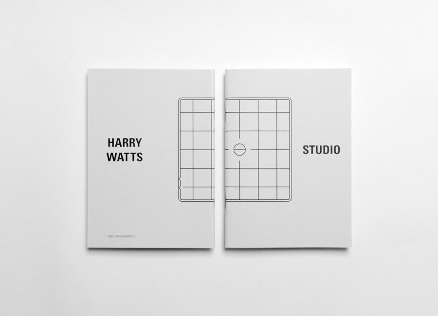 Harry摄影公司vi设计,企业形象设计,广告设计