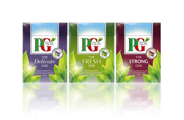 PG-Tips 红茶专利保鲜技术包装设计