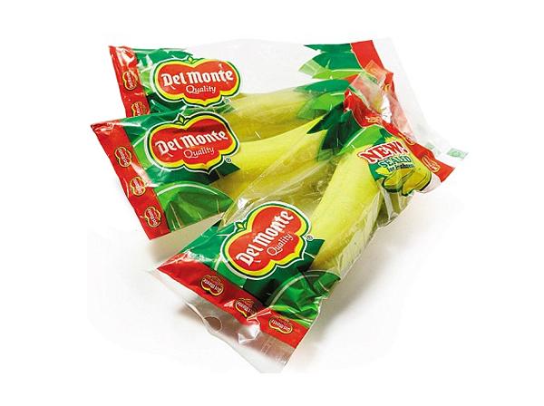 Del Monte香蕉包装设计